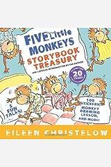 Five Little Monkeys Storybook Treasury (A Five Little Monkeys Story) Kindle Edition