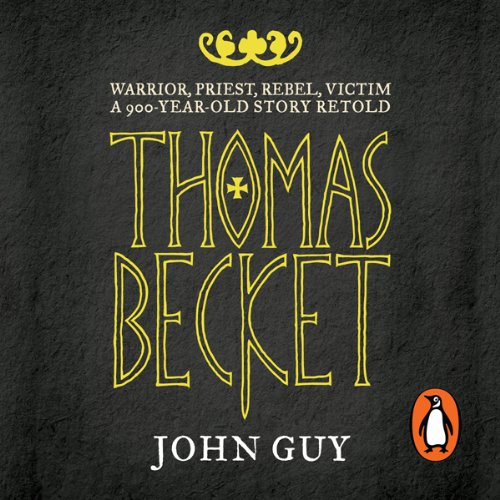 Thomas Becket audiobook cover art