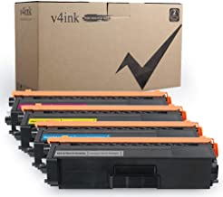V4INK Replacement for Brother TN336 TN315 TN310 TN331 Compatible Toner Cartridge High Yield Set for Brother Hl-L8350Cdw Hl-L8350Cdwt Hl-4150Cdn Mfc-L8850Cdw Mfc-9970Cdw Printer
