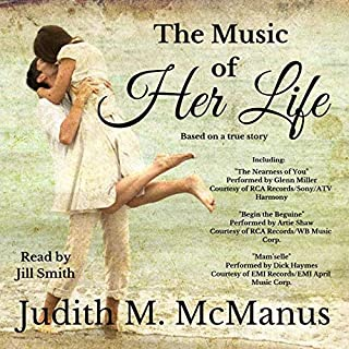 The Music of Her Life audiobook cover art
