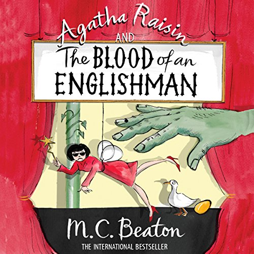 Agatha Raisin and the Blood of an Englishman cover art