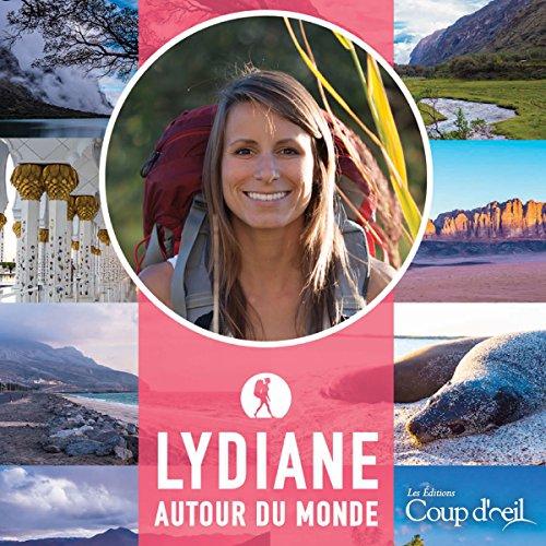 Couverture de Lydiane, autour du monde