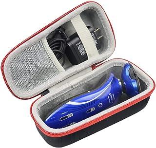 para Philips SHAVER Series 5000 S5550/44 S5110/06 S5420/06 S5630/45 S5600/12 S-5320/06 S5110 S5520/45 Afeitadora eléctrica Duro Estuche Viajes Funda Bolso by SANVSEN