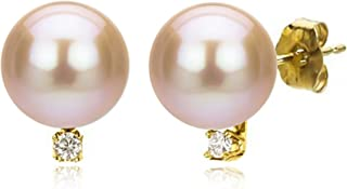 Best pink and white diamond earrings Reviews