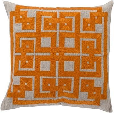 Amazon.com: Home Collection por raghu Saltbox Casa Almohada ...