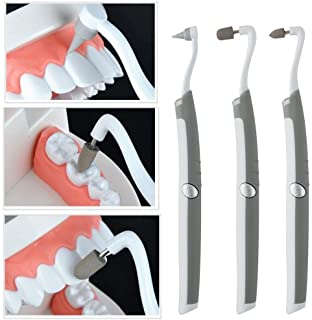 Sonic Teeth Plaque Remover, Vinmax Multifunction Sonic Portable Dental Cleaning Tool Kits Oral Hygiene Care & Tooth Stain Eraser & Whitening Tartar Plaque Remove Surface
