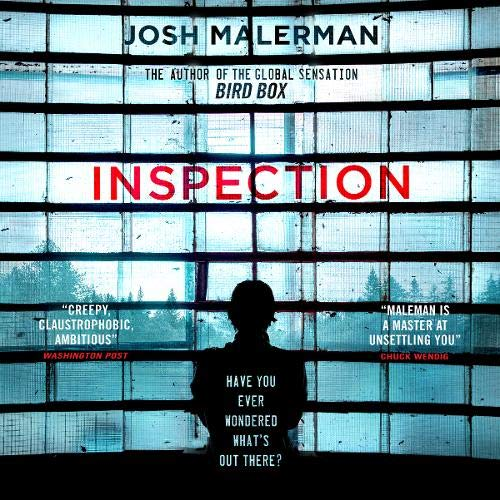Inspection Audiobook By Josh Malerman cover art