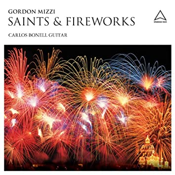 Gordon Mizzi Saints & Fireworks