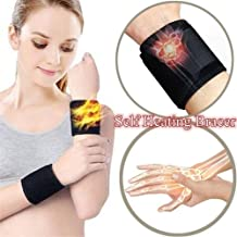 Wristband Heating Band, New Unisex Men Women Health Care Band Wristband Heating Band Self-Adhesive Magnetic Therapy Self-Heating Wristband Sports Hand Protection Hand & Wrist Braces