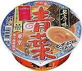 サッポロ一番 名店の味 青葉 中野本店 東京魚介豚骨醤油(1コ入)