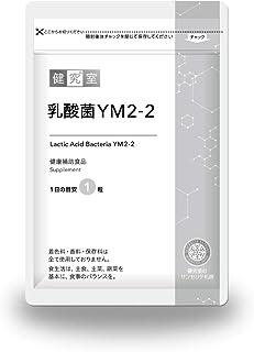乳酸菌YM2-2 [特許を取得した守りの乳酸菌] [国内製造] しっかり30日分