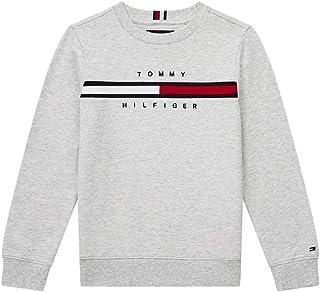 Tommy Hilfiger Flag Rib Insert Sweatshirt Suéter para Niños