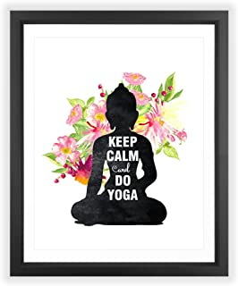 Best keep calm and do yoga poster Reviews