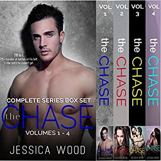 The Chase: The Complete Series Box Set (The Chase, Volumes 1 - 4) cover art