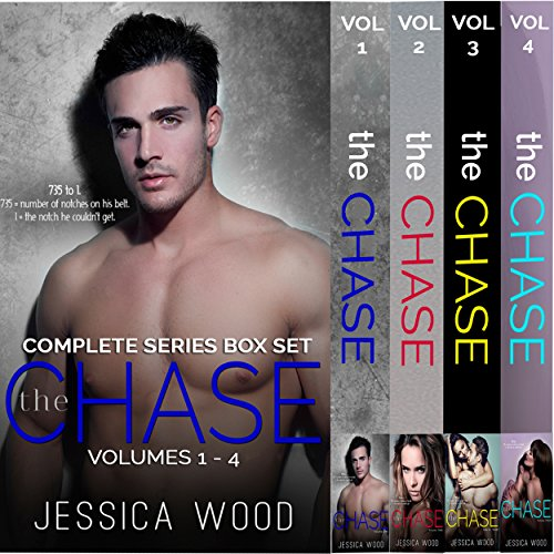 The Chase: The Complete Series Box Set (The Chase, Volumes 1 - 4) audiobook cover art