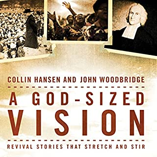 A God-Sized Vision cover art