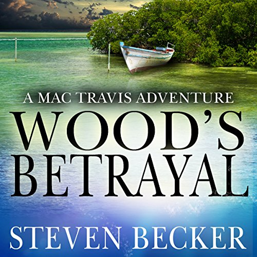 Wood's Betrayal audiobook cover art