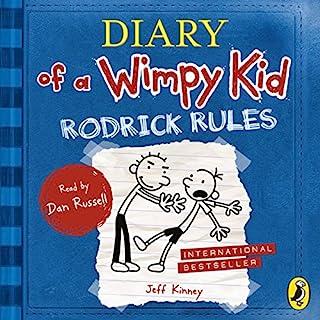 Rodrick Rules cover art