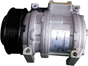 SINOCMP 5SE12C Auto AC Compressor 5058228AE Air Condition Compressor Air Conditioning Compressor AC Compressor Clutch Assy for Dodge Caliber Jeep Patriot Jeep Compass, 3 Month Warranty