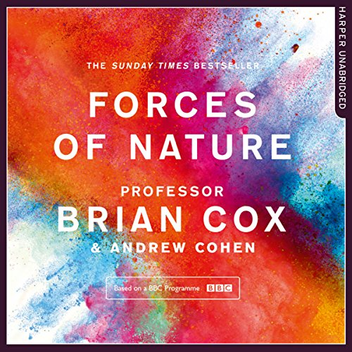 Forces of Nature audiobook cover art