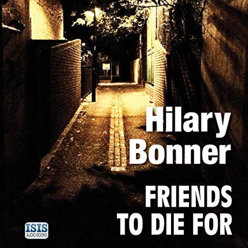 Friends to Die For audiobook cover art