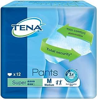 TENA Pants Super, M, 12ct