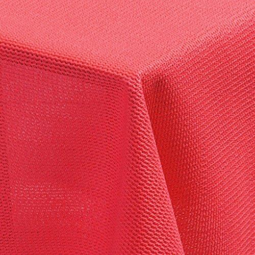 Milano Gartentischdecke Tischdecke, lachs, 130 x 160 x 0.4 cm, 20607