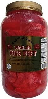 Matt & Dana Pickled Pigs Feet 68 oz and Farm Fresh Food Suppliers