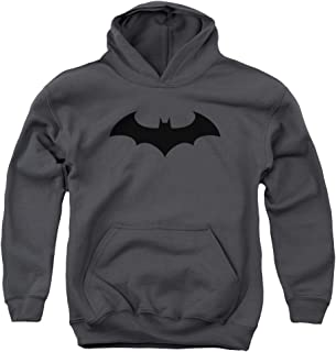 Batman DC Comics Hush Logo Super Hero Big Boys Pull-Over Hoodie