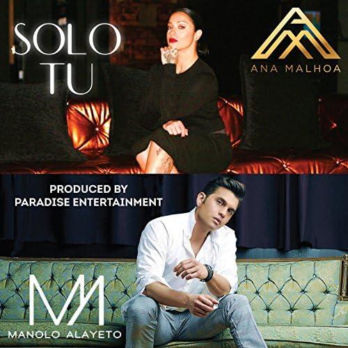 Ana Malhoa feat. Manolo Alayeto