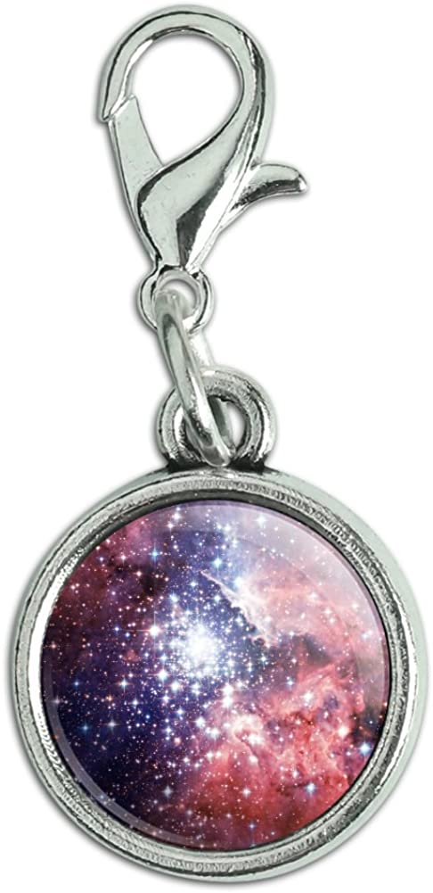 GRAPHICS MORE Nebula Space OFFicial shop Ranking TOP6 Galaxy Zi Bracelet Antiqued Pendant