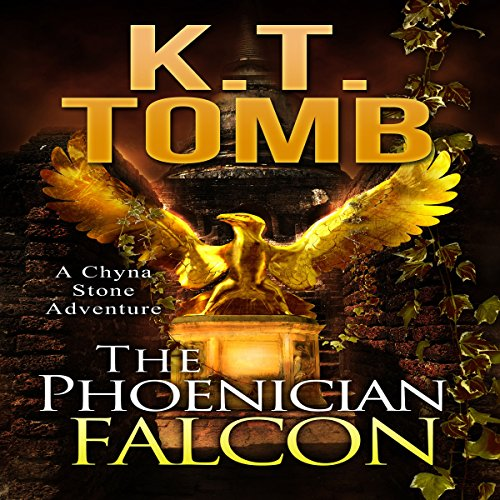 The Phoenician Falcon cover art