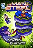 The Man of Steel: Superman Vs. Mr. Mxyzptlk (DC Super Heroes (DC Super Villains)) - Korte, Steve, Levins, Tim