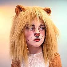 Amazon.es: pelo leon disfraz
