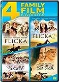 Flicka / Flicka 2 / Cowgirls 'n Angels / Cowgirls 'n Angels 2 Quad Feature