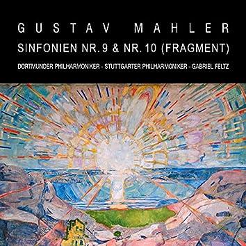 Mahler: Symphonies Nos. 9 & 10 (Fragment) [Live]