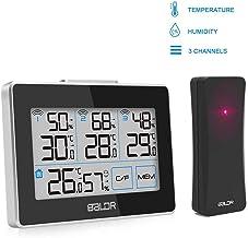 : thermomètre hygromètre mémoire