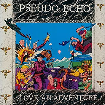 Love An Adventure