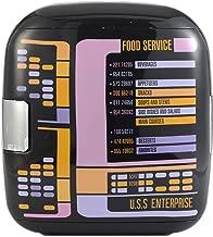 Star Trek The Next Generation TNG 7L Liter Thermoelectric Cooler Mini Fridge