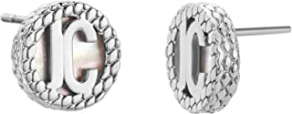 JUST CAVALLI Earrings, Just Exquisite, Silver Color-JCER00880100