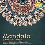 Libro de colorear para adultos Mandala - El camino de la creatividad pasa cerca de la casa de los locos y a menudo se desvia o termina alli.
