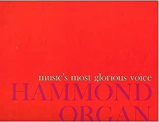 Best hammond organ catalog Reviews
