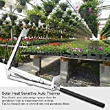 Auto Vent Opener Automatic Greenhouse Vent Opener with Solar Power Sensor and Controllor...