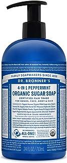 Dr Bronner`s Shikakai Peppermint Soap 709ml