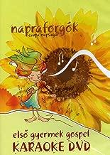 Napraforgók – csupa napsugár / Első Magyar gyermek gospel karaoke DVD 2010 / Hungarian Language Christian Karaoke Songs