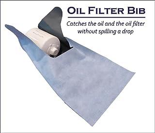 Babador de filtro de óleo, pacote com 3
