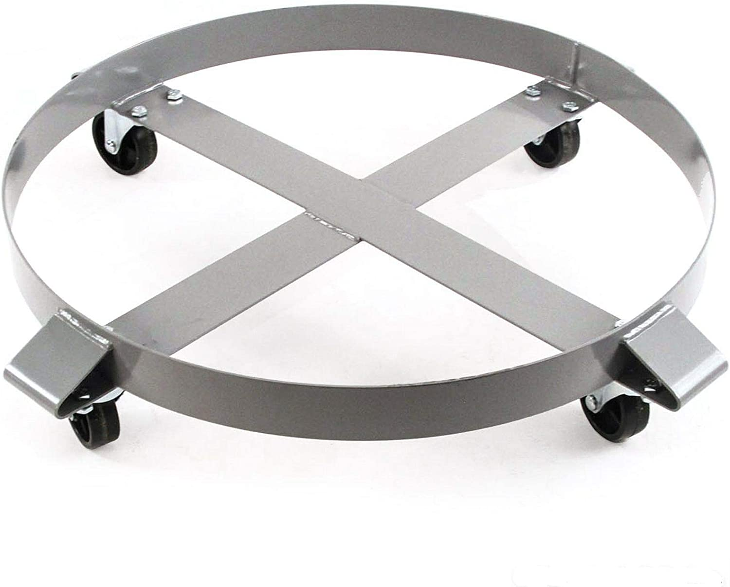 Rocktric 67% OFF of fixed price Heavy Duty Drum Dolly 1000 Pound Cas Swivel 55 Gallon Max 73% OFF -