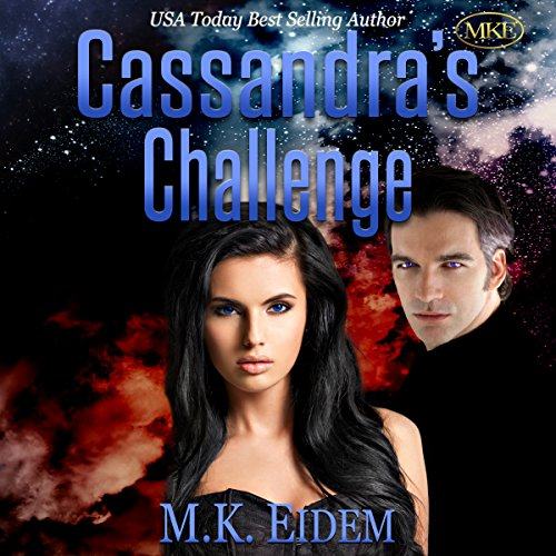Cassandra's Challenge audiobook cover art