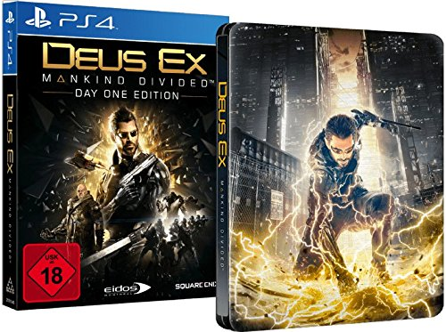 Square Enix PS4 Deus Ex Mankind Divided