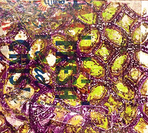 """""""Abstractly Speaking"""" Analog Mixed Media Collage"""